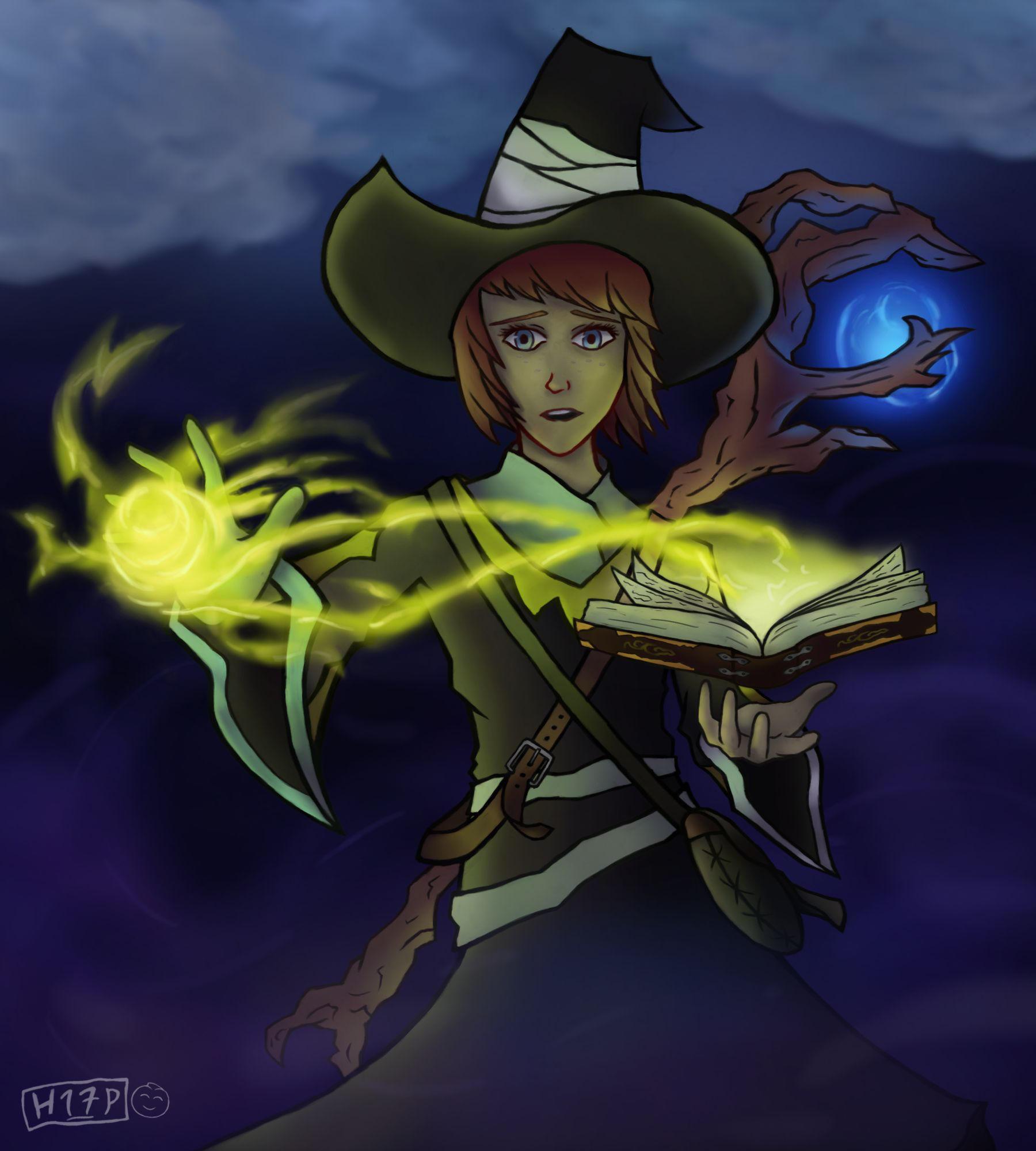 Wizard Max by Harpu89