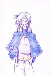 Very fancy Karin by LaFumiko