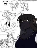 Orphan caretaker by drowtales