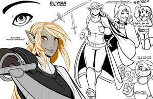 Ch49 Elysia by drowtales