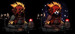 Kie lDarkest dungeon by drowtales