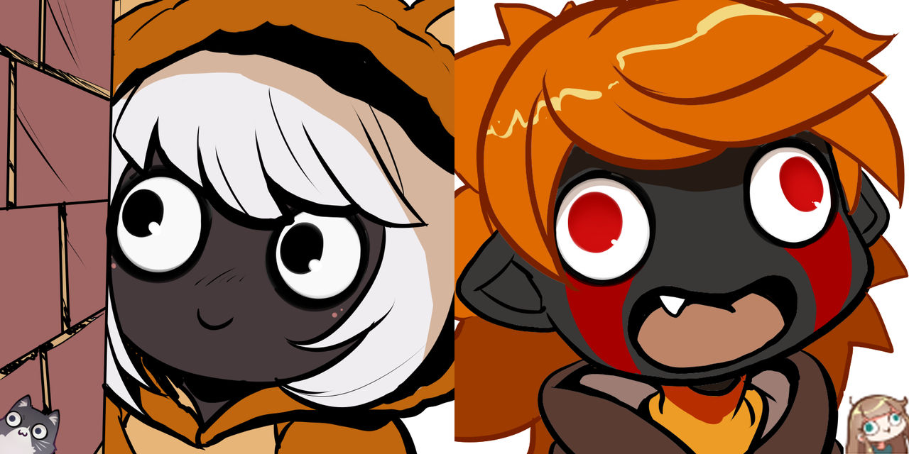 Emotes by drowtales
