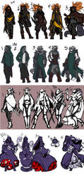 chapter 55 character designwork by drowtales