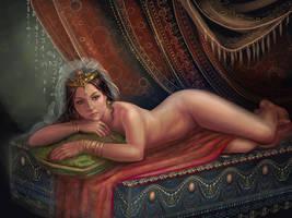 Odalisque by Vasylina