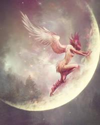 Moon dreams by Vasylina