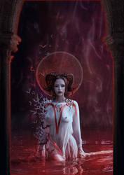 Blood Zodiac. Aries by Vasylina