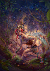 Fairies Strike Back. by Vasylina