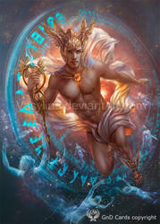Hermes- by Vasylina