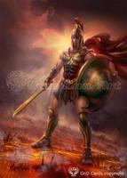 Achilles by Vasylina