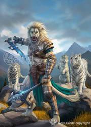 White Lion by Vasylina