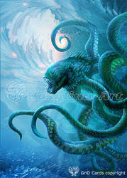 Kraken by Vasylina