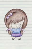 cute girl by Suu-s-c