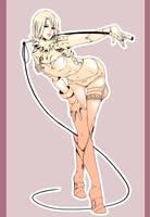 Cowgirl - lines by yaichino