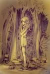 lost by yaichino