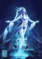 Shiva - Mystic creatures by yaichino