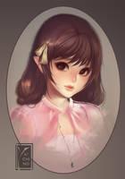 Mitsu by yaichino