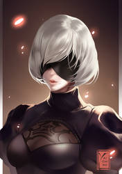 2B by yaichino