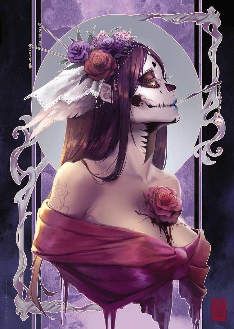 dead beauty by yaichino