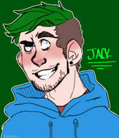 Haven't just drawn Jack in a while~ by Glossomer