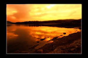 Sunset in Bargilya II by raptiye