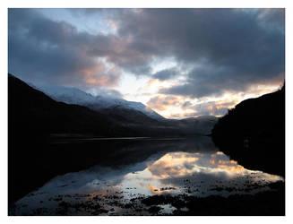 Loch Leven Sunrise by honz12