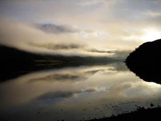 Loch Leven Sunrise II by honz12