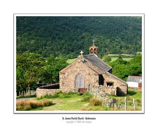 St James Parish Church by honz12