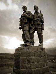 Commando Monument 2 by honz12