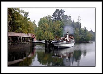 SS Sir Walter Scott by honz12