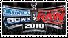 Smackdown vs RAW 2010 Stamp by 143atroniJoker