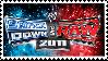 Smackdown vs RAW 2011 Stamp by 143atroniJoker