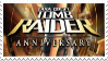 Tomb Raider Anniversary stamp by 143atroniJoker