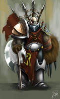Warrior by GeFForce