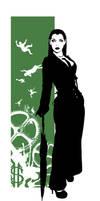 Businessman or Ventrue Kult Vampire tribute by Infernallo