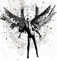 Seraph (Kult RPG) by Infernallo