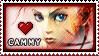 Cammy White Stamp by AylissoL
