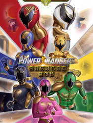 UPDATED! Power Rangers Ancient Age. Story Link by Eddmspy