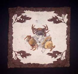 Crustacean Trio by GraceWillard