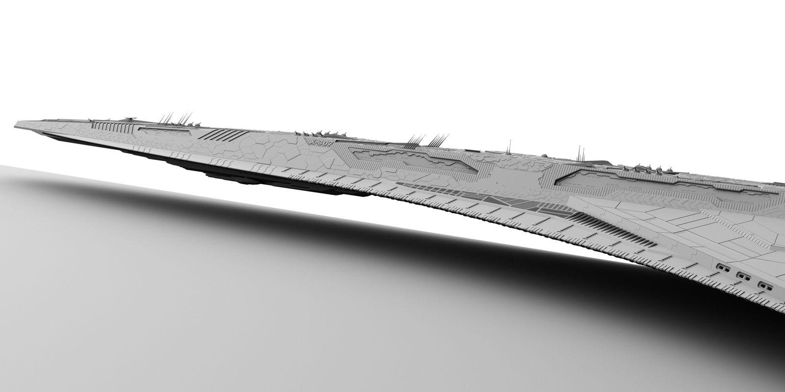 X-307 wip 9 by Deliciusman