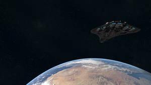 X-307 earth by Deliciusman
