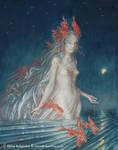 Lady of the Sea by EKukanova