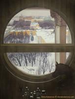 February blues by EKukanova