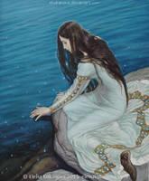 The star in her hair by EKukanova