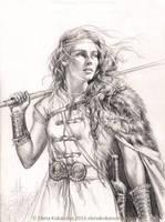Haleth -sketch by EKukanova
