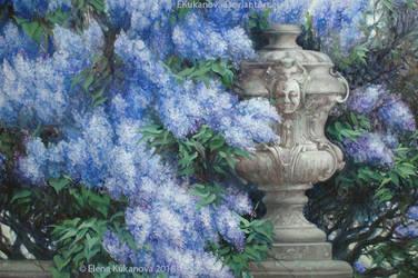 Lilac -fragment1 by EKukanova