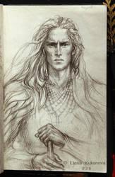 Angrod sketch by EKukanova