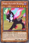 Autumn Blaze (Nirik) (MLP): Yu-Gi-Oh! Card by PopPixieRex