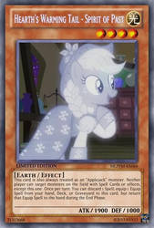Spirit of Past (MLP): Yu-Gi-Oh! Card by PopPixieRex