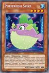 Pufferfish Spike (MLP): Yu-Gi-Oh! Card by PopPixieRex