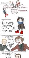 Sherlock Holmes Meme by AshinGale-Effect
